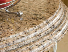 Giallo Veneziano Granite Kitchen Countertop