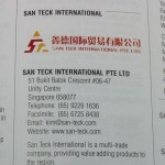 San Teck International