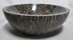 Iight Imperial Jade Stone Basin