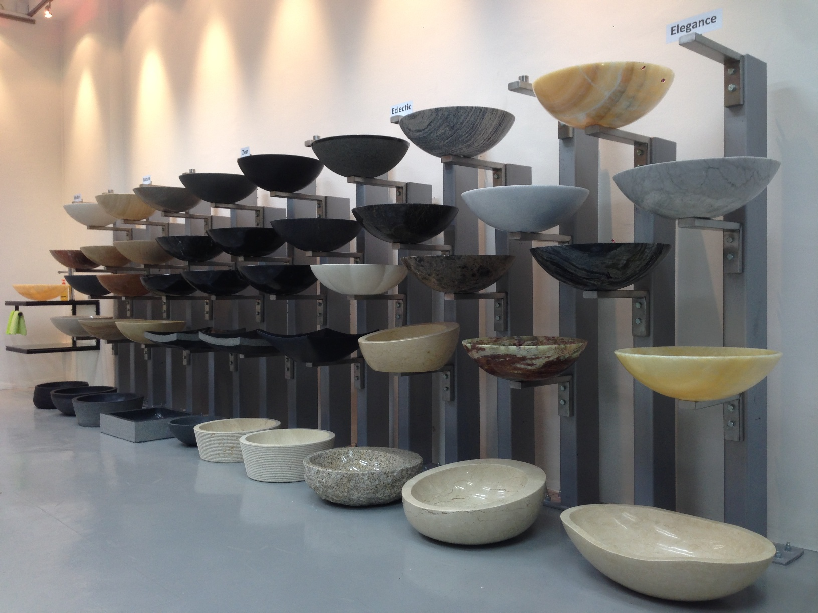 Urbane Basin Gallery Officially Opens Import Export Trading Granite Marble Ceramics